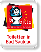 Toiletten in Bad Saulgau